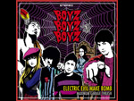 "BOYZBOYZBOYZ New Album ""ELECTRIC EVIL MAKE BOMB"" Release&LIVE INFO"