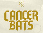 CANCER BATS 『DEAD SET ON LIVING』