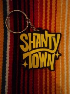 SHANTY TOWN キーホルダー
