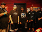 SUICIDAL TENDENCIES 東京公演 PUNKSPRING2012 EXTRA SHOW