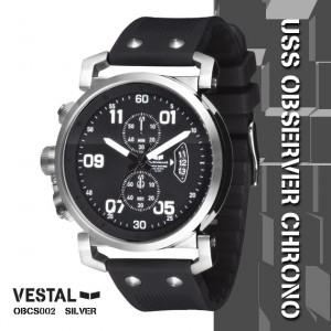 VESTAL / USS OBSERVER CHRONO