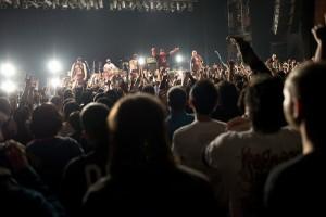 SUICIDAL TENDENCIES (2012/04/02) at SHIBUYA O-EAST
