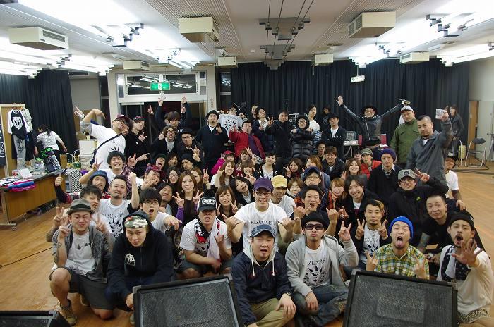 KIZUNARI TOUR 2012 『2012年3月11日(日)宮城県石巻市』 at プレナミヤギ(プレナホール)