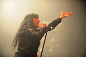 ANTHRAX (2012/4/5) at 渋谷O-EAST
