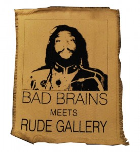 THE CAVEMANS - BAD BRAINS SONG RAGGAE COVER SPECIAL IN STORE LIVE