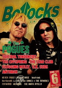 PUNK ROCK ISSUE 〝BOLLOCKS〟(No.002)