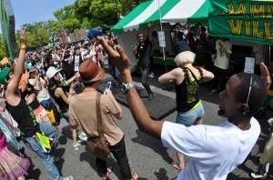 「ワンラブジャマイカフェスティバル」