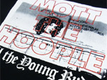 映画「すべての若き野郎ども ‐MOTT THE HOOPLE‐」× RUDE GALLERY COLLABRATION-T
