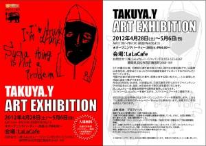 TAKUYA.Y ART EXHIBIYION