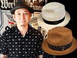 KUSTOMSTYLE – SHORT SLEVE SHIRTS & STRAW HAT