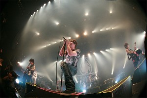 OBLIVION DUST (2012/05/20) Static Sound Tour 2012 Tour Final at 赤坂BLITZ