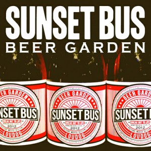 SUNSET BUS - 1st Full Album 『Beer Garden』 RELEASE