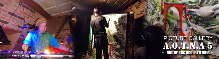 A.O.T.N.A 5 ~art of the new attitude~(2012/05/11) PICTURE GALLERY at RUBYROOM