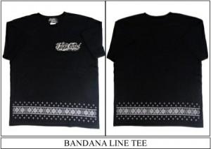 BANDANA LINE TEE