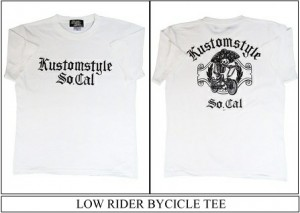 LOW RIDER BYCICLE TEE