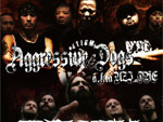 "Aggressive Dogs aka UZI-ONE & Thy Will Be Done (MA) Japan Tour 2012 - MESMERIZING-""力戦不撓 """