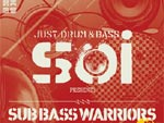 Soi -SUB BASS WARRIORS #12- feat. ICHI a.k.a. 1TA-RAW (PART2STYLE) & TRIDENT (MIDNIGHT ROCK)