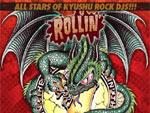 ROLLIN' The TOUR 2012 - All Stars of Kyushu ROCK DJs!!!