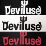 Deviluse x EXTRAISSUE 限定別注メッシュCAP