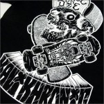 KALI KHRONIC - OLD SKATE T-Shirts / Black