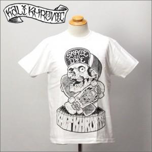 KALI KHRONIC - OLD SKATE T-Shirts / White