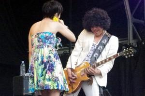 A 100% SOLARS@FUJI ROCK FESTIVAL '12 REPORT