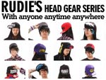 RUDIE'S HEADGEARシリーズ