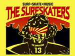 THE SURFSKATERS 13