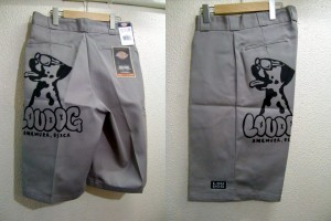 LOUDOG x Dickies SHORT PANTS
