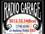 RADIO GARAGE 8th Anniversary Party