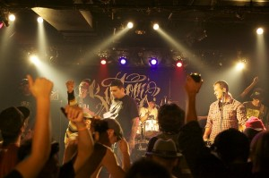 OPIE ORTIZ & JACK MANESS (Long Beach Dub All Stars) YOKOHAMA SHOWCASE 2012.10.09 @ club Lizard LIVE REPORT