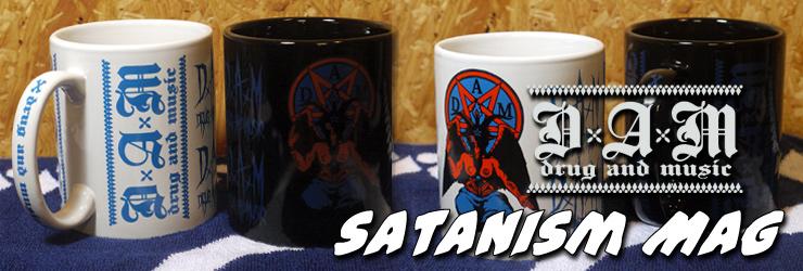 DxAxM - satanism MAG-