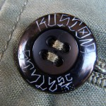 "12FW KUSTOMSTYLE KSHWJ1201OL ""CACTUS SUR CALIFAS"" A-2 DECK JACKET"