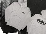 SRH - Zip hoodie,Back pack & Silver Pierced Earring