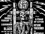 RUDE GALLERY 13TH ANNIVERSARY PARTY 『BLACK RUDE NIGHT』 2013.02.11(mon) at LIQUIDROOM