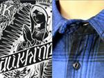 KALI KHRONIC - Long sleeve shirt & Zip Hoody