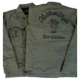 """CACTUS SUR CALIFAS"" A-2 DECK JACKET"