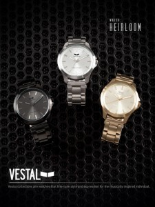 VESTAL - HEIRLOOM