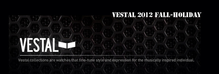 VESTAL 2012 FALL - HOLIDAY