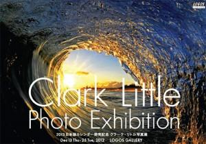 クラーク・リトル写真展 Clark Little Photo Exhibition