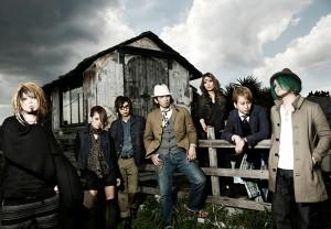 """THE CHERRY COKES - 5th Full Albumリリースツアー """"Revenge Of The Phantom Ship"""""""