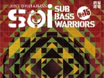 Soi -SUB BASS WARRIORS #15- 2012.12.22 SAT 10PM BASS IN