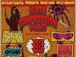 BOYZBOYZBOYZ presents【HATE COMPRESSION Vol.13】2013.03.09 at 新宿Antiknock