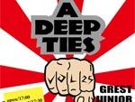 『GREST再始動ライブ』 A DEEP TIES vol.25 - 2013/02/17(sun) at 新宿LOFT