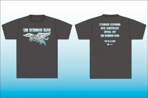 SIM REDMOND BAND × STANDARD CALIFORNIA Special Collaboration T-shirt