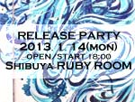 MC ELEVEN – 1st Album 『コエノレター』 レコ発PARTY 2013.01.14(mon) at RUBY ROOM