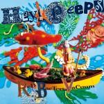 RED BACTERIA VACUUM - NEW ALBUM 『Hey! Peeps』