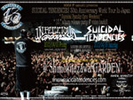 MMM and ogsushi presents SUICIDAL TENDENCIES 30th Anniversary World Tour In Japan