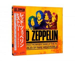 Led Zeppelin ヒストリー~ミュージアム・ブック