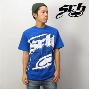 SRH Tシャツ SCRAPS ブルー